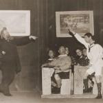 In Der Schule: Humor und Melodie
