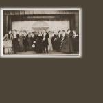 """ICH HAB' MICH BEI EINEM WALZER VERLIEBT..."""" Humor und Melodie Sept 1943"""